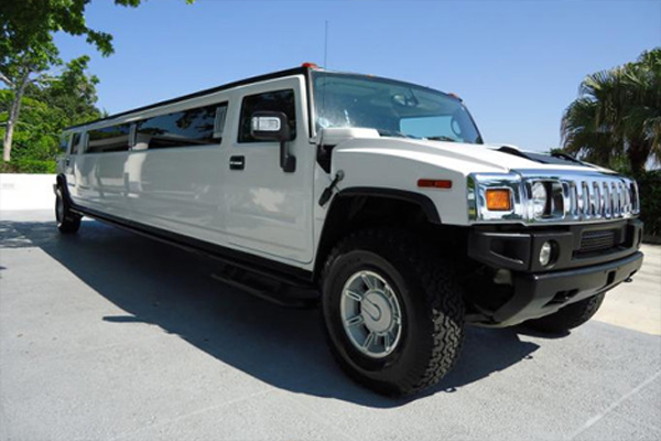 14 Person Hummer Ft Worth Limo Rental