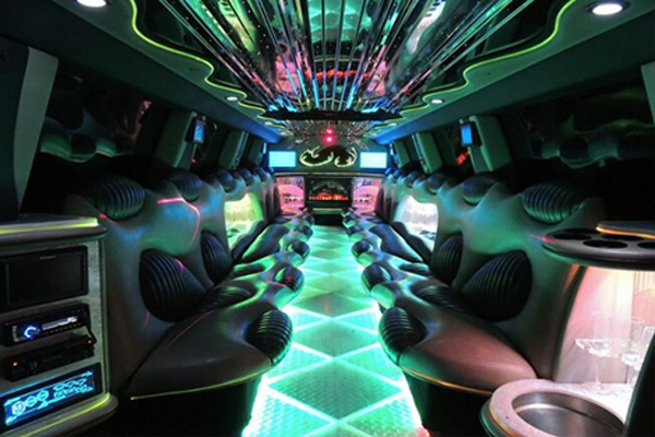 14 Person Hummer Limo Rental Ft Worth