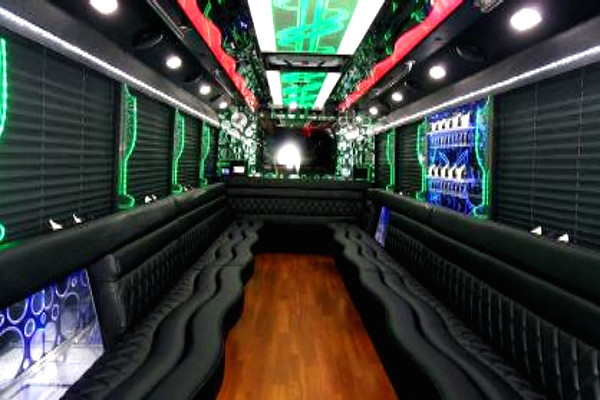 20 Person Party Bus 1 Ft Worth