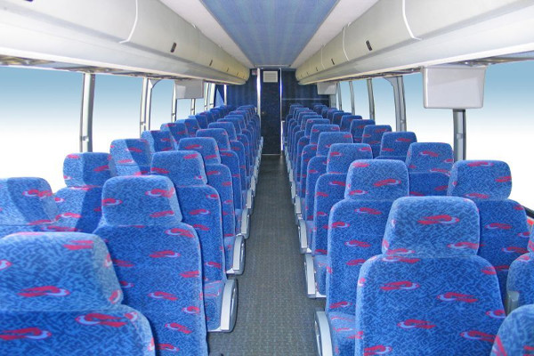 50 Person Charter Bus Rental Ft Worth