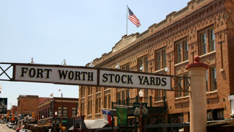 Limo Service Fort Worth Stock Yards