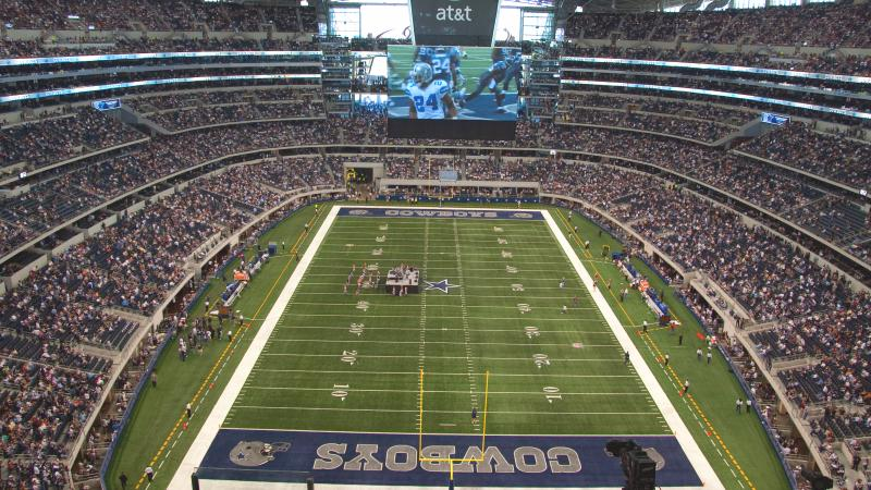 Limo Service Service Fort Worth Dallas Cowboys Stadium
